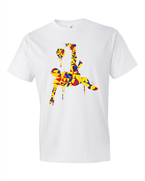 Colombia Triangles Kickman Tee