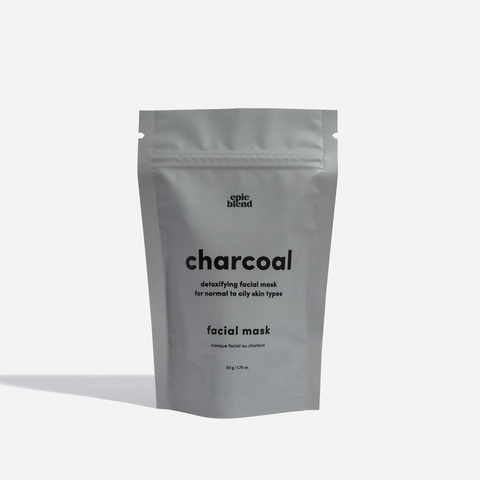 Epic Blend Facial Mask Charcoal 50g