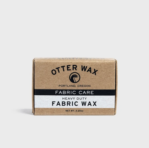 Otterwax Fabric Wax