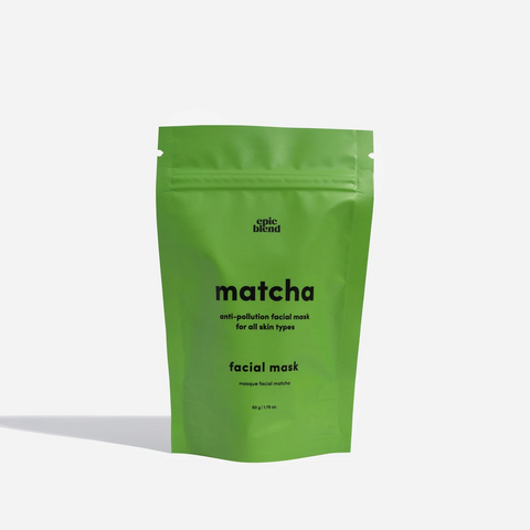 Epic Blend Facial Mask Matcha 50g