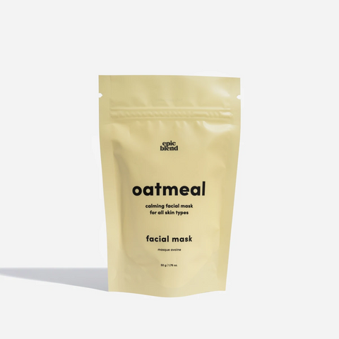 Epic Blend Facial Mask Oatmeal 50g