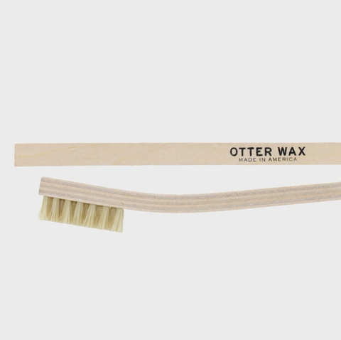 Otter Wax Tampico Cleaning Brush
