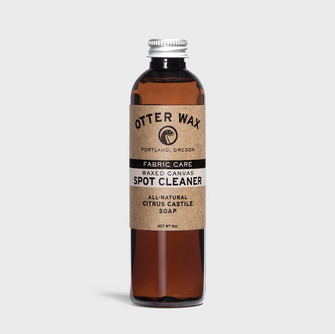 Otter Wax Waxed Canvas Spot Cleaner 5oz
