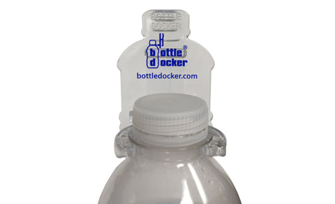 Bottle Docker Clear