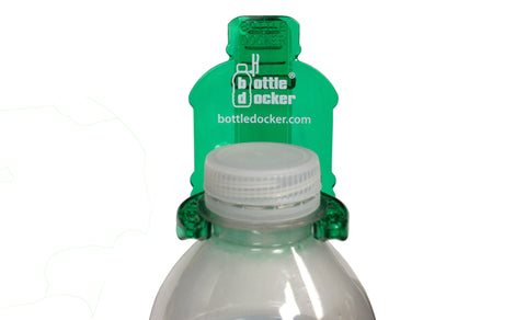 Bottle Docker Green