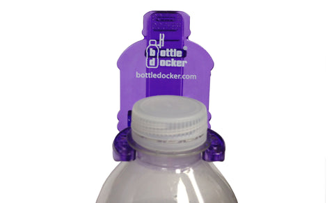 Bottle Docker Purple
