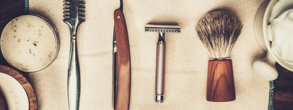 5 Tips for Your First Straight Razor Shave