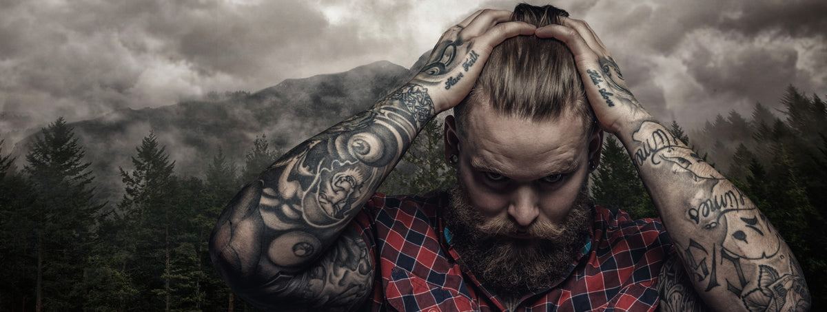 3 Health Benefits to Growing a Beard