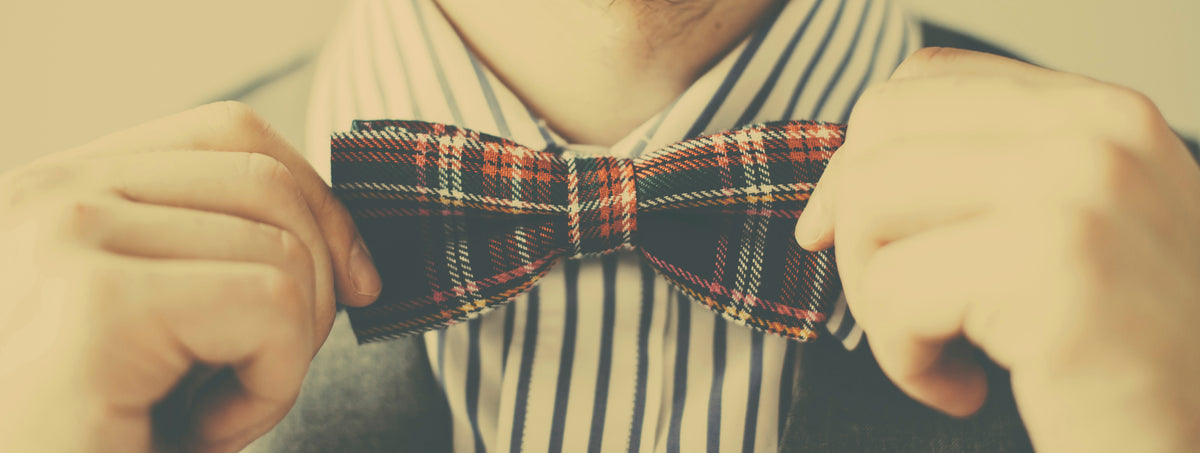 Easy Steps to Tying a Bow Tie and Windsor Knot