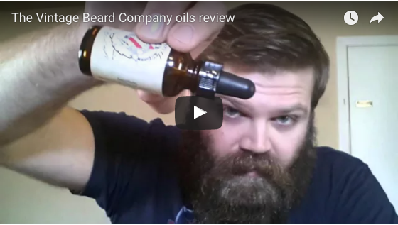 New Beard Oil Video Review by Ugly Dudes with Beard Reviews