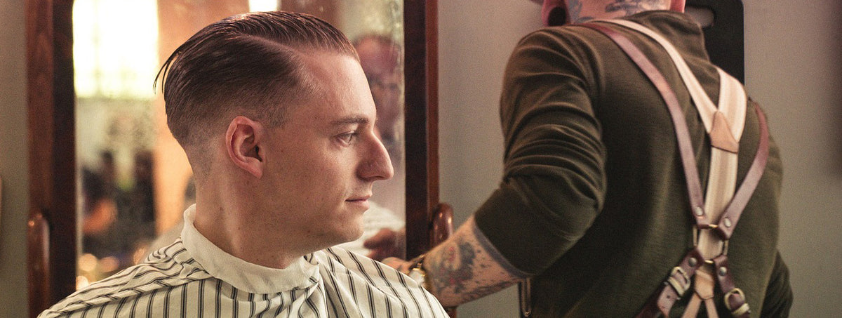 Top 3 Vintage Hairstyles for Men