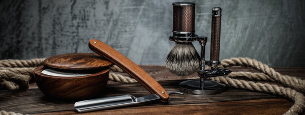 The Traditional Wet Shave is Back