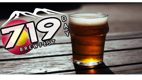 719 Day Brewfest in Colorado Springs Sponsored By Vintage Grooming™