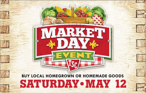 Tractor Supply and Vintage Grooming Handmade Event Day