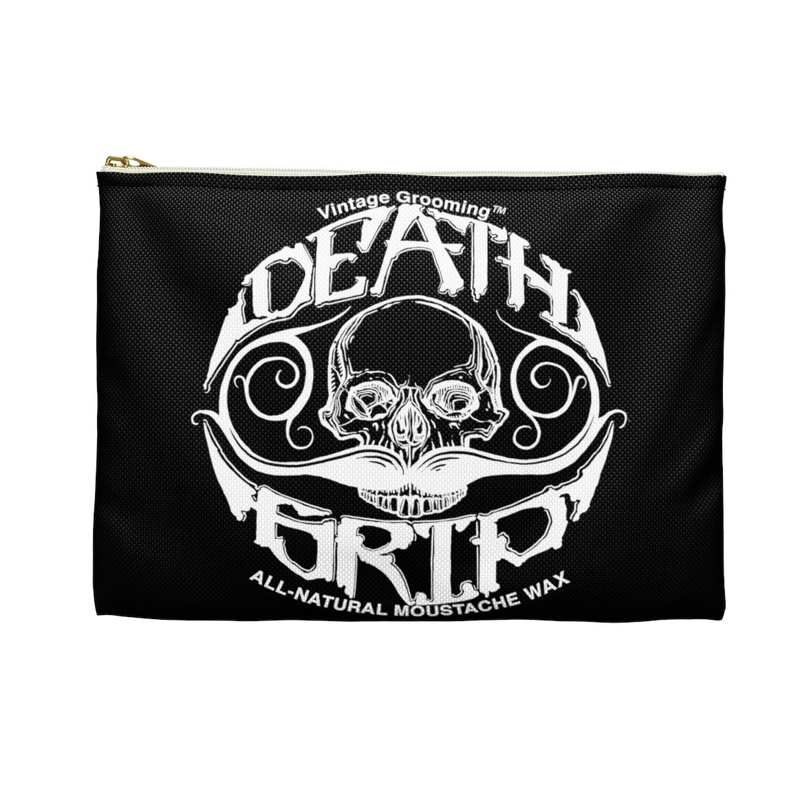 Death Grip Logo Travel / Ditty Bag