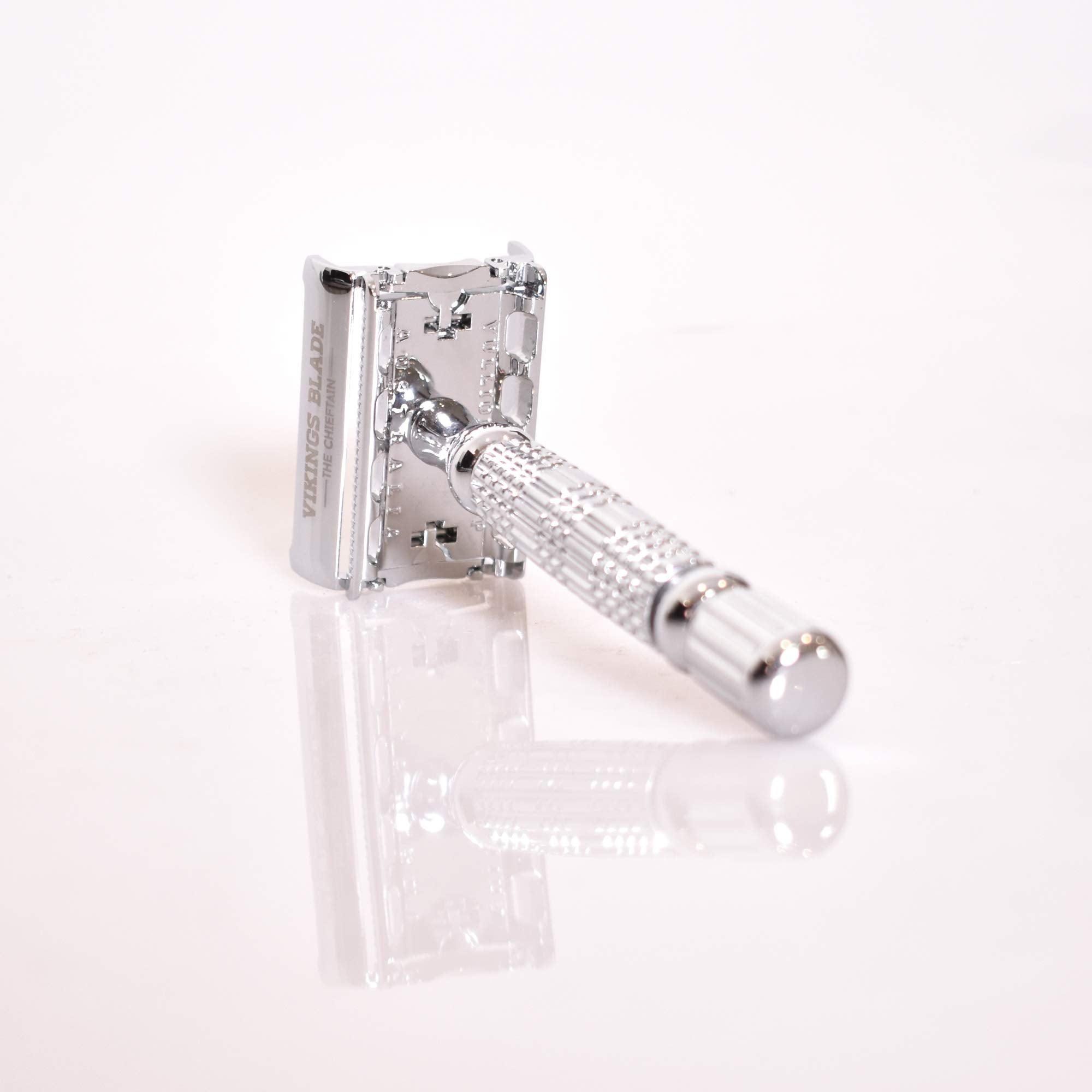 The Chieftain Double Edge Safety Razor (Neutrally Aggressive)