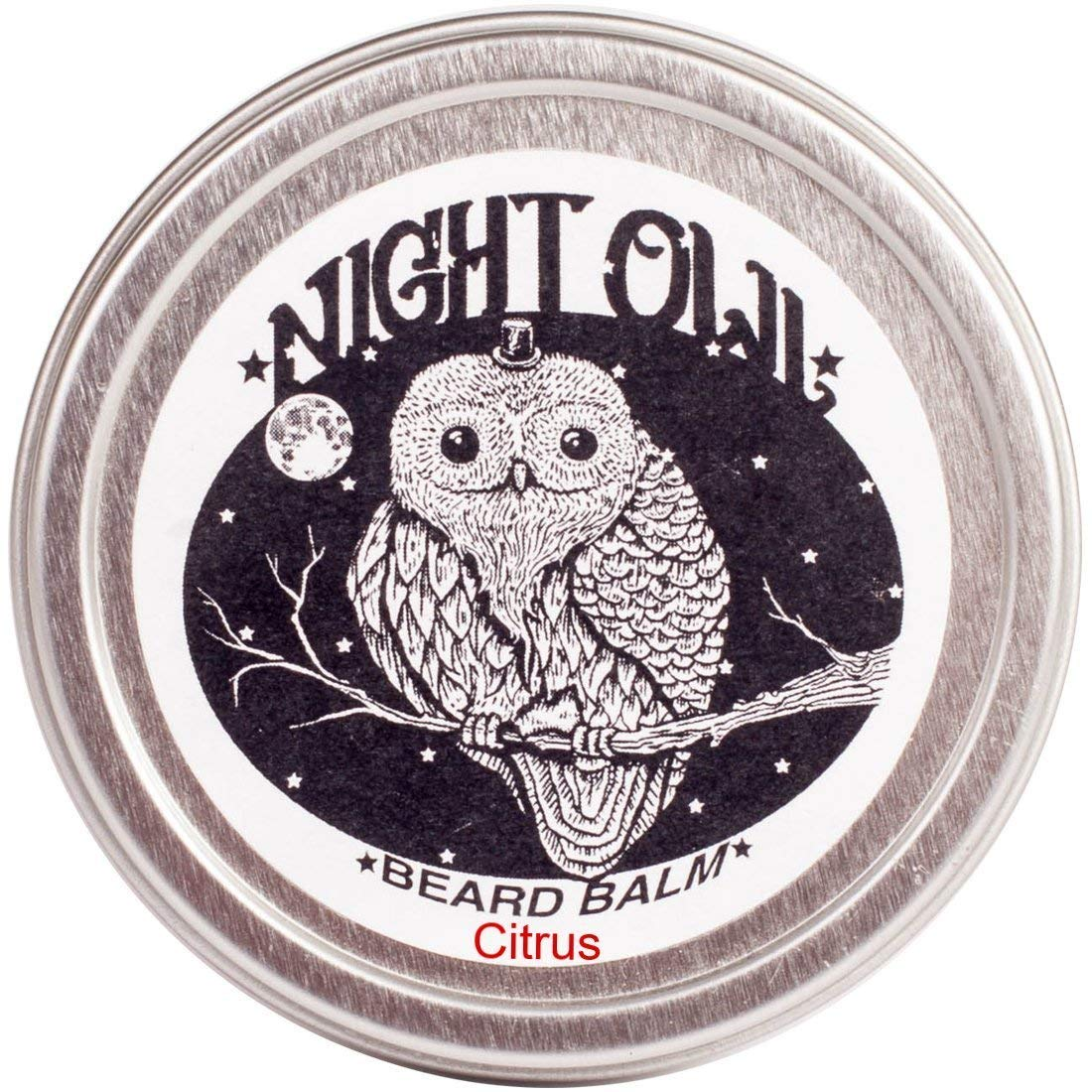 Night Owl Beard Balm - All Natural (2 oz)