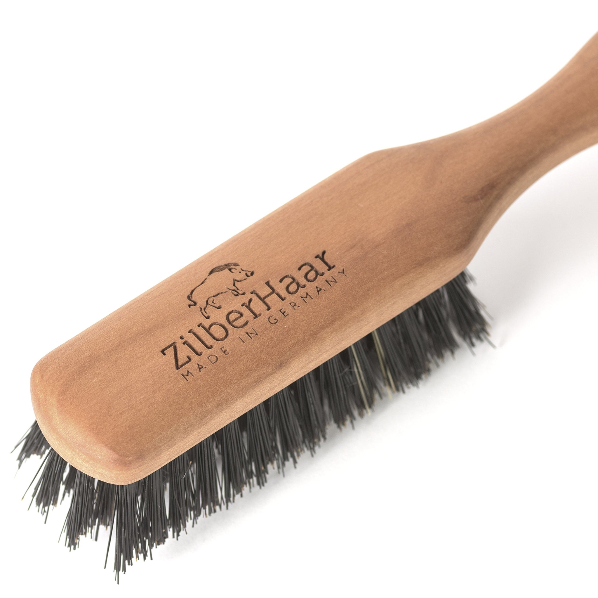 Boar Bristle Beard Brush by Zilber