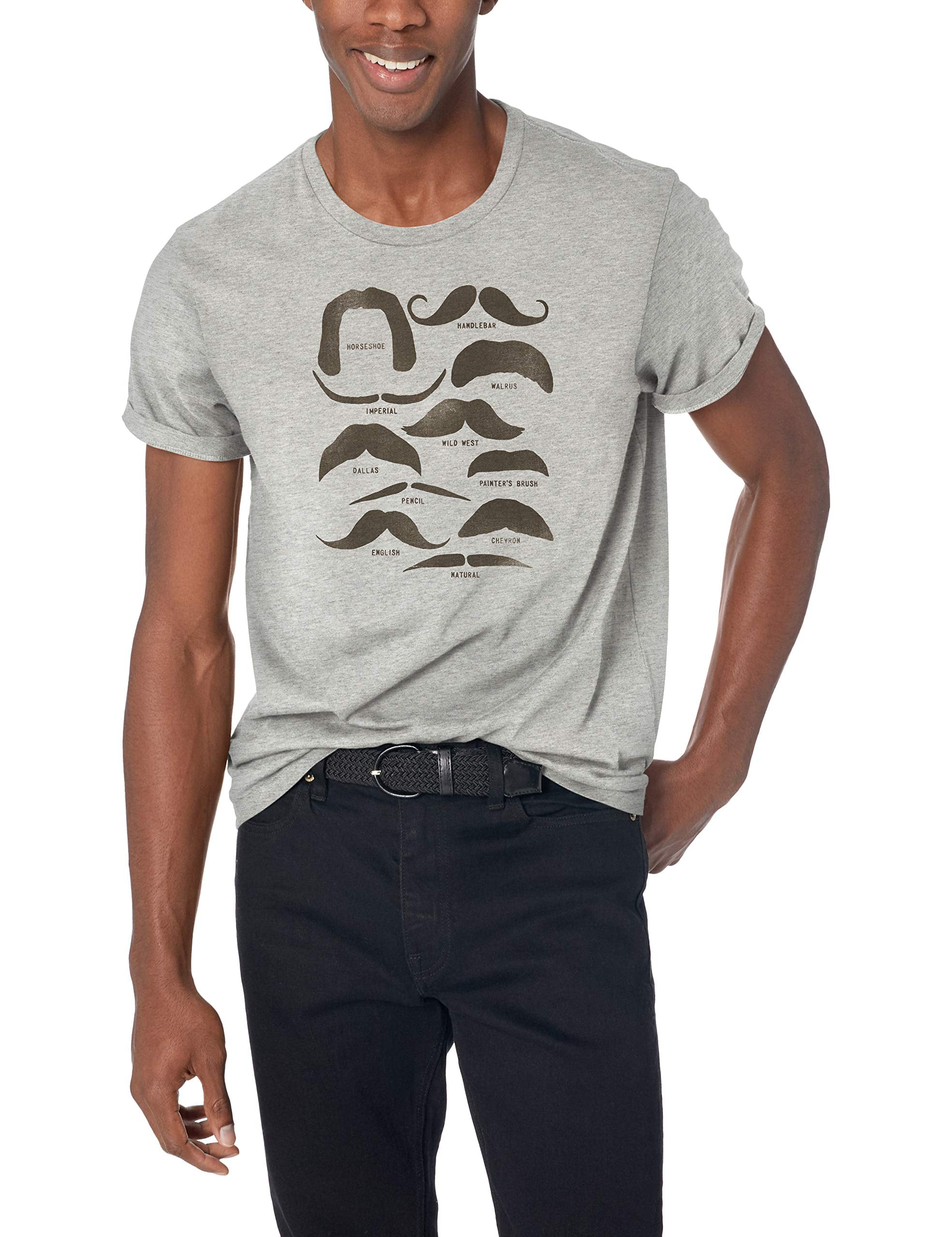 J.Crew Mercantile Mustache Graphic T-Shirt