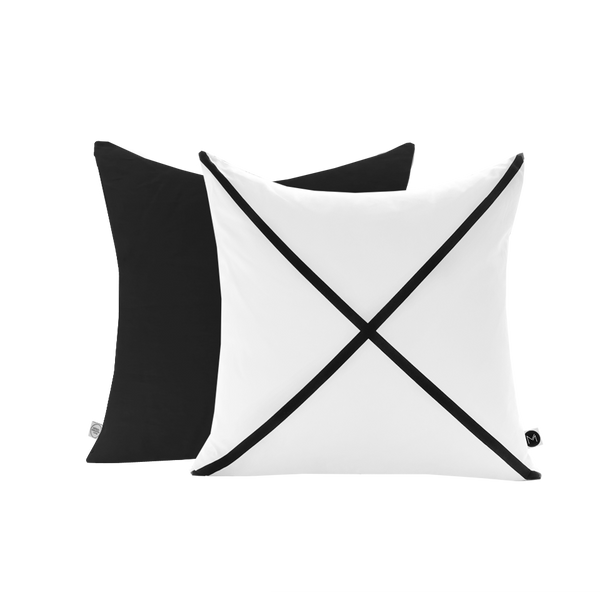 BLACK X CUSHION