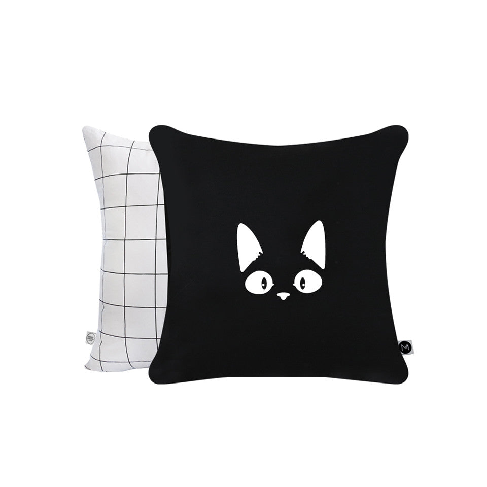 Cooper Cat Cushion