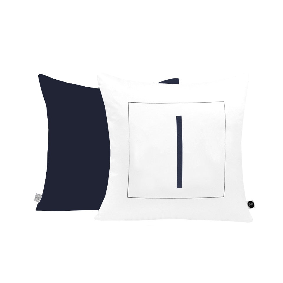 Navy Dash Cushion