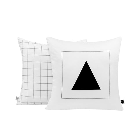 SINGLE TRIANGLE CUSHION