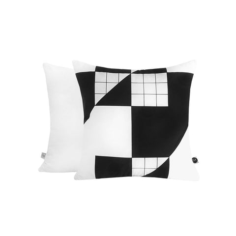 CROSS GRID CUSHION