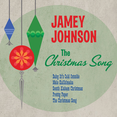 Jamey Johnson Christmas Song EP