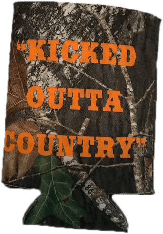 "Jamey Johnson ""Kicked Outta Country"" Koozie"