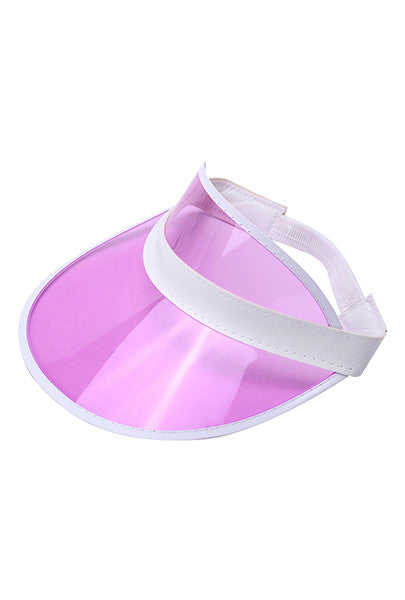 The Diana Visor - Statement Colors