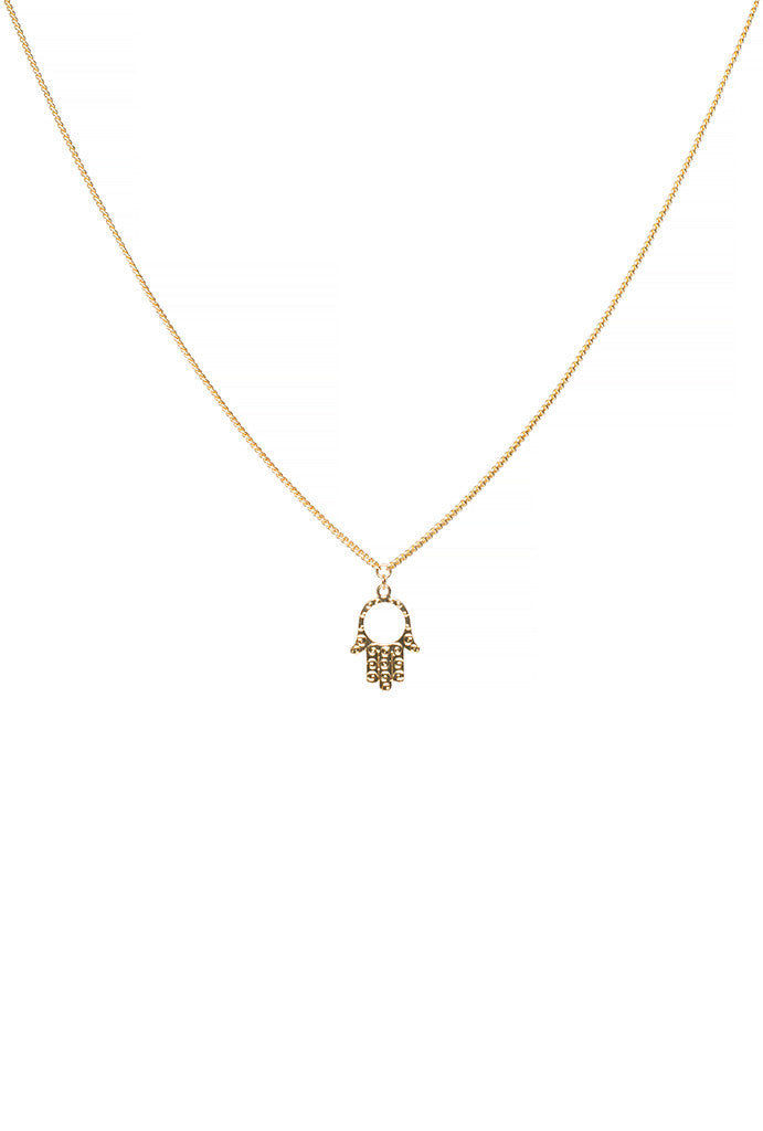**NEW** Hamsa Hand Backlace