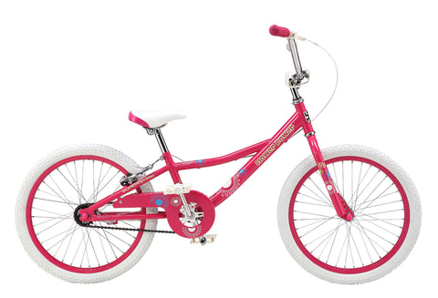 Sun Bicycles Flower Power 20 Fits 5-8	years old or 4'0″-4'5″