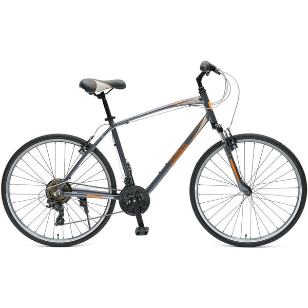 Critical Barron Hybrid Sport/Commuter