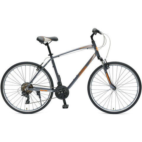 Critical Barron 21-Speed Hybrid Bike