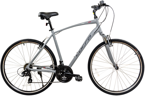 Corsa ZH300 Hybrid Commuter With Shock