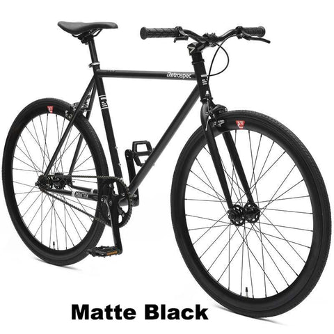 RETROSPEC MANTRA V2 FIXED-GEAR / SINGLE-SPEED BIKE