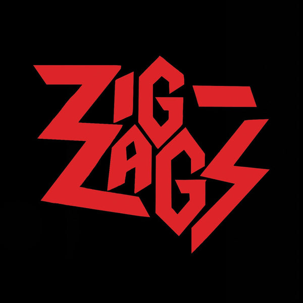 ZIG ZAGS ‎– RUNNING OUT OF RED LP