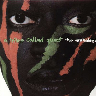 TRIBE CALLED QUEST, A - THE ANTHOLOGY 2XLP