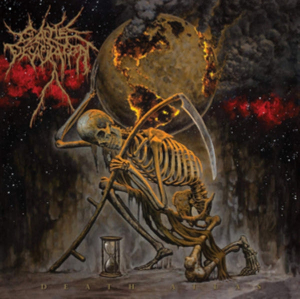 CATTLE DECAPITATION - DEATH ATLAS 2XLP