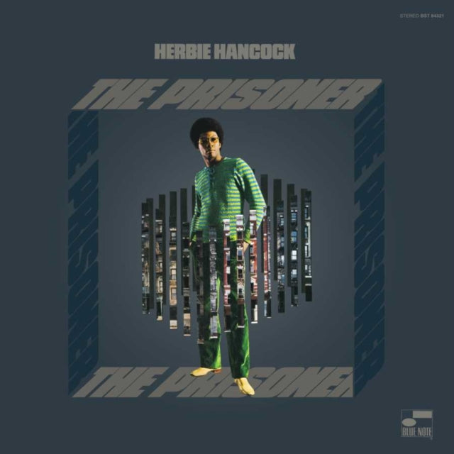 HANCOCK, HERBIE - THE PRISONER LP