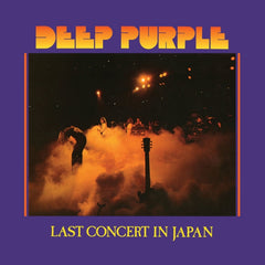 DEEP PURPLE - LAST CONCERT IN JAPAN LP
