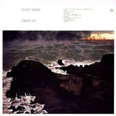 FLEET FOXES - CRACK-UP 2XLP