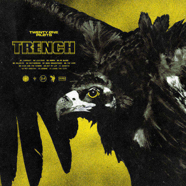 TWENTY ONE PILOTS - TRENCH 2XLP