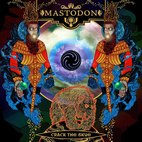 MASTODON - CRACK THE SKY LP