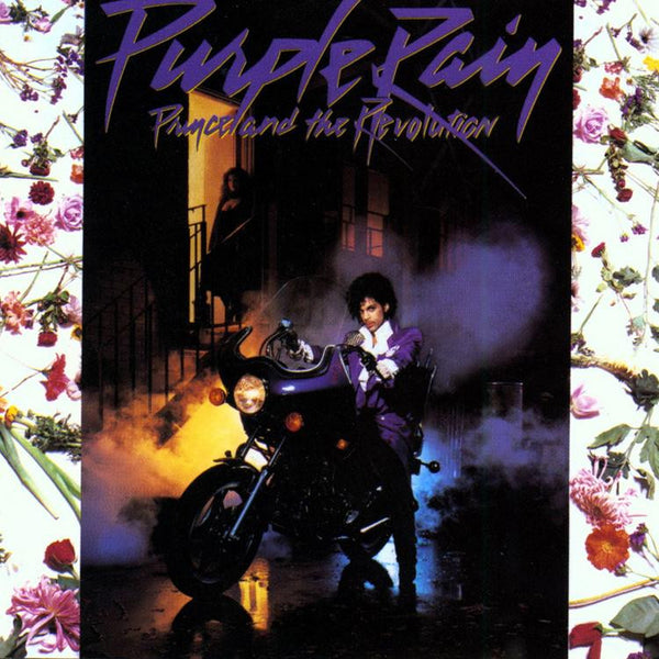 PRINCE AND THE REVOLUTION - PURPLE RAIN LP