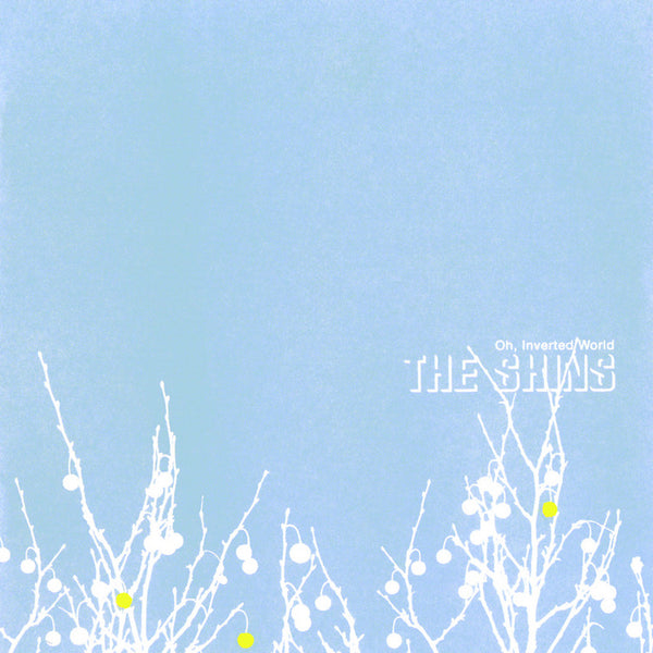 SHINS, THE - OH, INVERTED WORLD LP