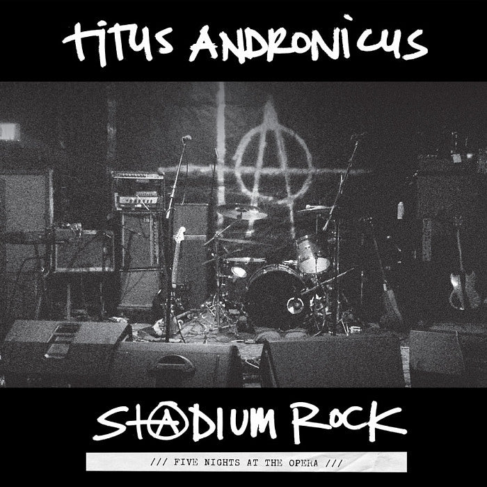 TITUS ANDRONICUS - LIVE AT SHEA STADIUM LP
