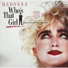 MADONNA - WHO'S THAT GIRL OST LP