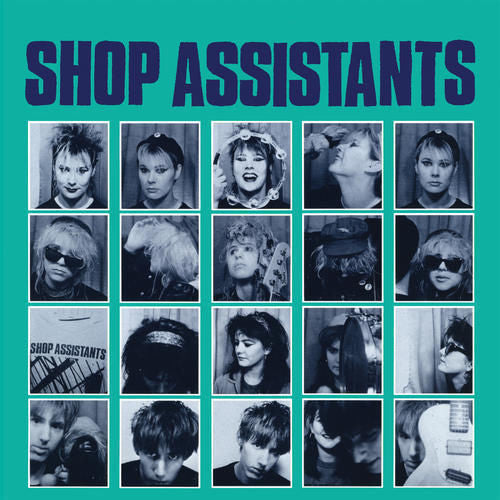 SHOP ASSISTANTS - S/T LP